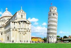 Cinque Terre, Pisa, Lucca a Florencie3