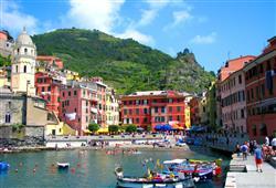 Cinque Terre, Pisa, Lucca a Florencie8
