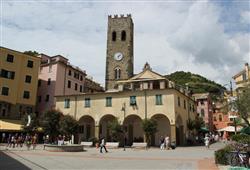 Cinque Terre, Pisa, Lucca a Florencie10