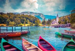 Přírodní krásy Slovinska0