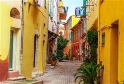 Francouzská riviéra - Nice, Fréjus, Saint Tropéz a Cannes1