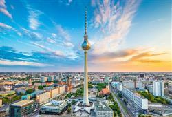 Metropolitní Berlín a barokní Drážďany0