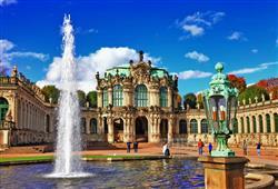 Metropolitní Berlín a barokní Drážďany6