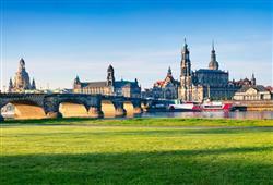 Metropolitní Berlín a barokní Drážďany16