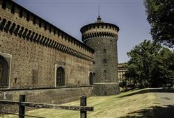 Krásy italské Lombardie - Milano a Lago di Garda1