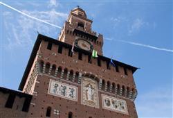 Krásy italské Lombardie - Milano a Lago di Garda2