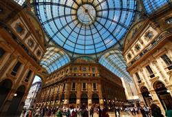 Krásy italské Lombardie - Milano a Lago di Garda3