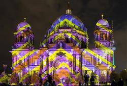 Festival světel v Berlíně0