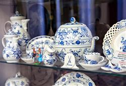 Míšeňské slavnosti vína a návštěva porcelánky1