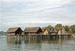 Bodamské jezero - ostrov Mainau, Kostnice a kůlové stavby UNESCO1