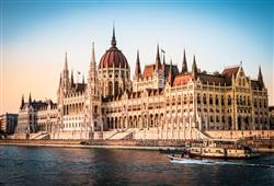 Jednodenní výlet za památkami do Budapešti0