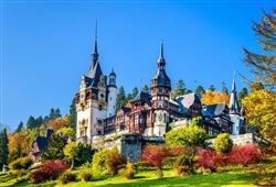 Cesta za památkami do Rumunska0
