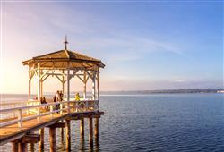Bodamské jezero - ostrov Mainau, Kostnice a kůlové stavby UNESCO6