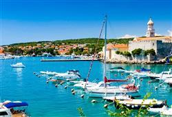Jednodenní koupání na ostrově Krk - Baška3
