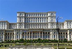 Velká část staré Bukurešti padla za oběť šílenství a stavitelstvím projektům posledního komunistického prezidenta Nicolea Ceauşescu