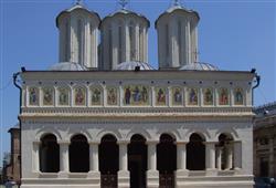 Uvidíme i Palác Patriarchy, pravoslavnou patriarchální katedrálu v Bukurešti