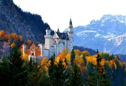 Pohádkové zámky Bavorska2