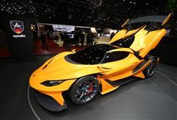 Autosalon v Ženevě8