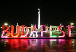Budapešť je známá i pro svůj bujarý noční život