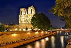 """Nôtre Dame, neboli """"naše dáma"""", je pojmenování, které získávají jen extra významné francouzské katedrály"""