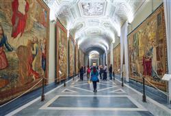 Vatikánská muzea jsou jedním z největších a nejbohatších muzejních prostor na světě