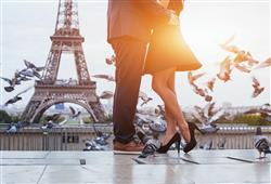 I my se zastavíme na Trocadéru, odkud se Eiffelova věž nejlépe fotí