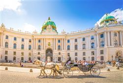 Kdo nebude chtít navštívit akvárium nebo Prátr, může se samostatně vydat do historického centra Vídně