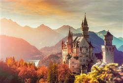 Bavorsko nabízí idylickou venkovskou krajinu, fascinující středověké památky i majestátní vrcholky Alp