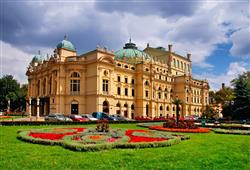 Krakov je nejnavštěvovanějším městem v Polsku, od roku 1978 zapsaným na seznamu UNESCO