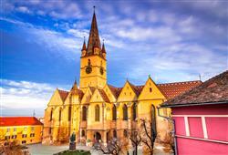 V rámci prohlídky s průvodcem uvidíme i evangelickou katedrálu