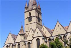 Naše poznávání zahájíme ve městě Sibiu, které někteří přirovnávají k naší Olomouci