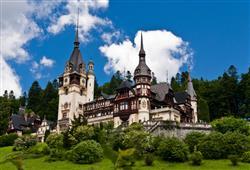 Zámek Peleš je jedním ze zámků, které nechal v 19. století vybudovat rumunský král Karel I. jako své letní sídlo