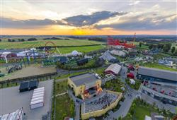 Zábavní park Energylandia leží v Malopolském vojvodství kousek od hranic
