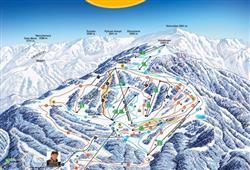 Jednodenní lyžování Hinterstoder (Pražská linka)12