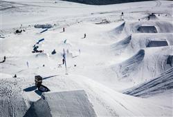 Jednodenní lyžování ledovec Hintertux (Ostravská linka)8