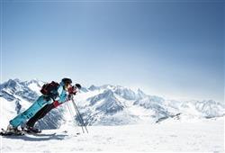 Jednodenní lyžování ledovec Hintertux (Ostravská linka)2