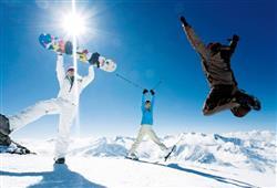 Jednodenní lyžování ledovec Hintertux (Ostravská linka)1