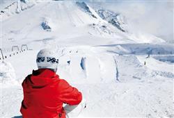 Jednodenní lyžování ledovec Hintertux (Ostravská linka)5