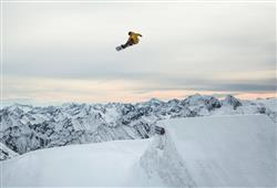 Jednodenní lyžování ledovec Hintertux (Ostravská linka)10