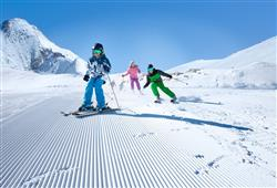 Jednodenní lyžování Kitzsteinhorn – Kaprun (Pražská linka)1