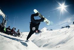 Jednodenní lyžování Kitzsteinhorn – Kaprun (Pražská linka)9