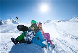 Jednodenní lyžování Kitzsteinhorn – Kaprun (Pražská linka)10