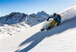 Jednodenní lyžování ledovec Stubai (Brněnská linka)1