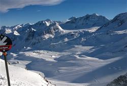 Jednodenní lyžování ledovec Stubai (Brněnská linka)12