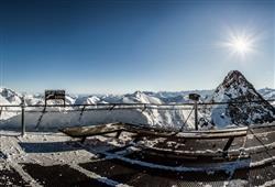 Jednodenní lyžování ledovec Stubai (Brněnská linka)13