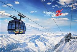 Jednodenní lyžování ledovec Hintertux (Ostravská linka)0