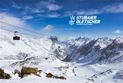 Jednodenní lyžování ledovec Stubai (Brněnská linka)0