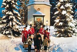 Adventní Salzburg s průvodem čertů5