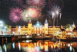 Silvestr v Amsterdamu0