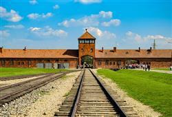Osvětim (německy Auschwitz), byla největším nacistickým koncentračním a vyhlazovacím táborem